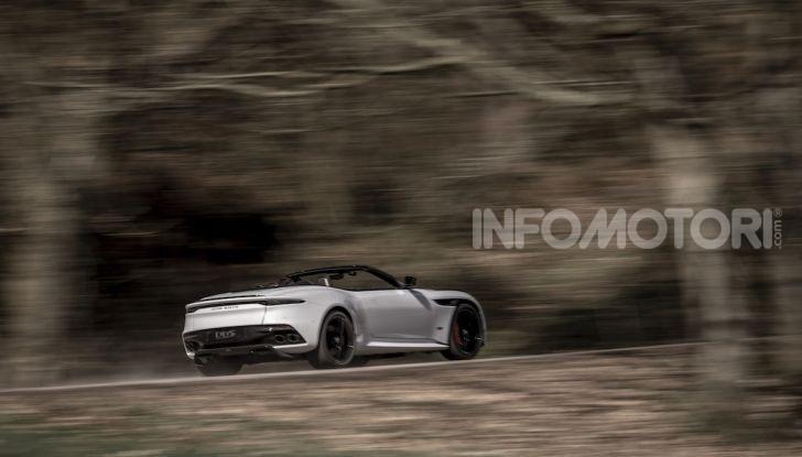 Aston Martin DBS Superleggera: arriva la versione Volante - Foto 5 di 12