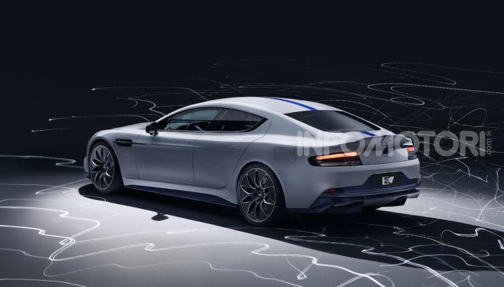 Nuova Aston Martin Rapide E presentata a Shanghai - Foto 2 di 11