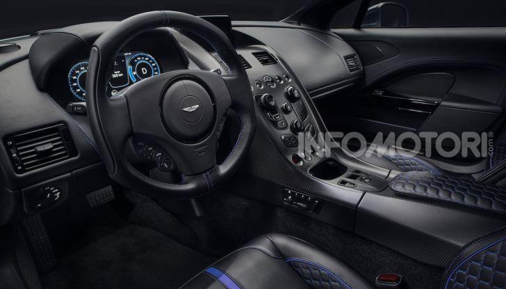 Nuova Aston Martin Rapide E presentata a Shanghai - Foto 8 di 11