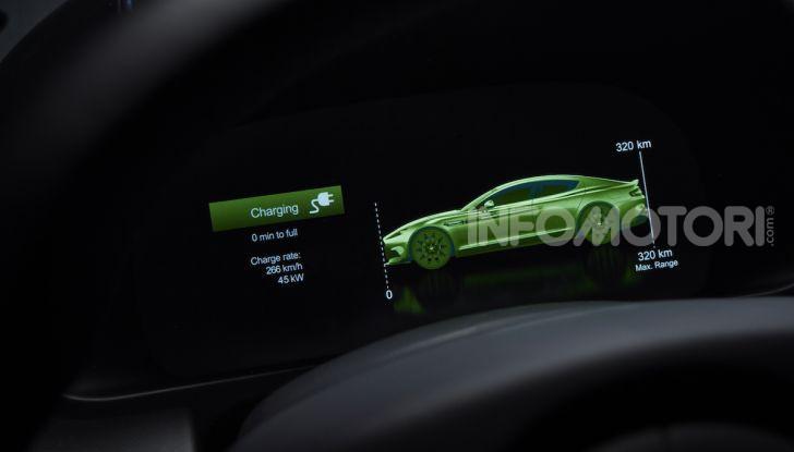 Nuova Aston Martin Rapide E presentata a Shanghai - Foto 9 di 11