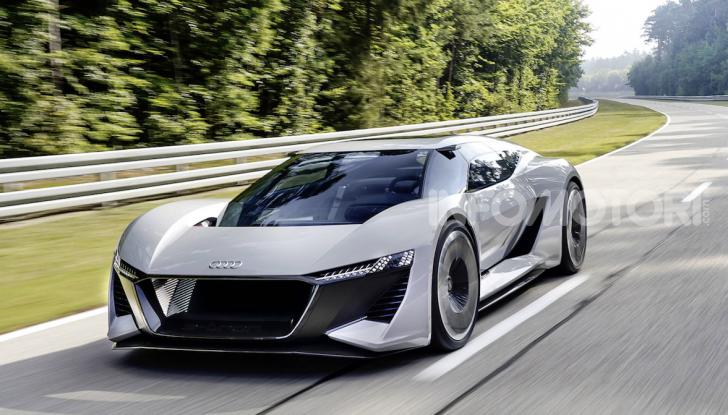 Audi e-tron GT: una nuova supercar a zero emissioni - Foto 1 di 11