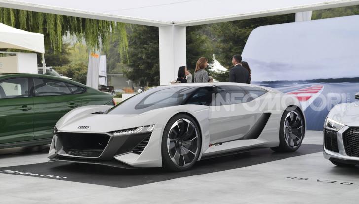 Audi e-tron GT: una nuova supercar a zero emissioni - Foto 10 di 11