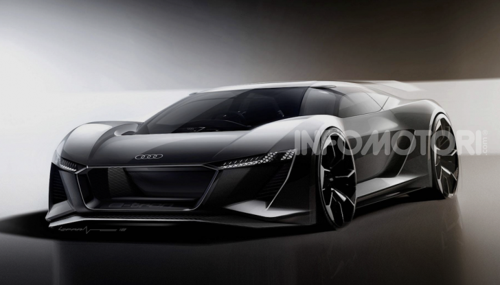 Audi e-tron GT: una nuova supercar a zero emissioni - Foto 5 di 11
