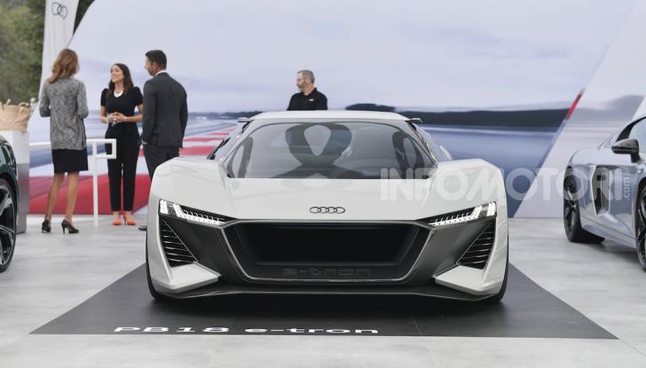 Audi e-tron GT: una nuova supercar a zero emissioni - Foto 6 di 11