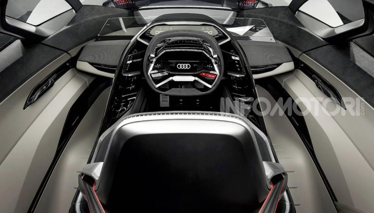 Audi e-tron GT: una nuova supercar a zero emissioni - Foto 7 di 11
