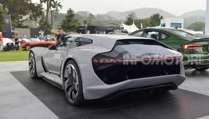 Audi e-tron GT: una nuova supercar a zero emissioni - Foto 8 di 11