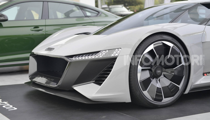 Audi e-tron GT: una nuova supercar a zero emissioni - Foto 9 di 11
