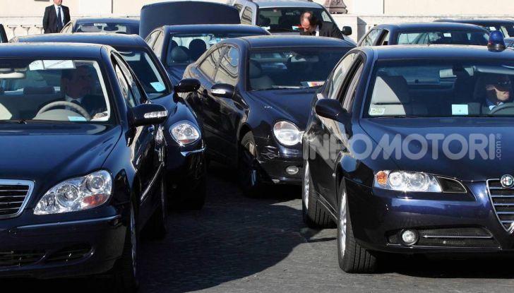 Auto Blu: il Governo acquista 8.280 automobili per 168 milioni di euro - Foto 3 di 5