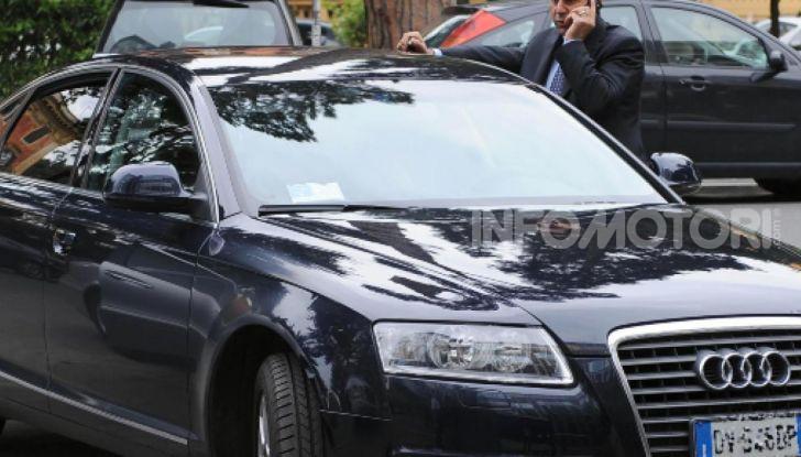 Auto Blu: il Governo acquista 8.280 automobili per 168 milioni di euro - Foto 5 di 5