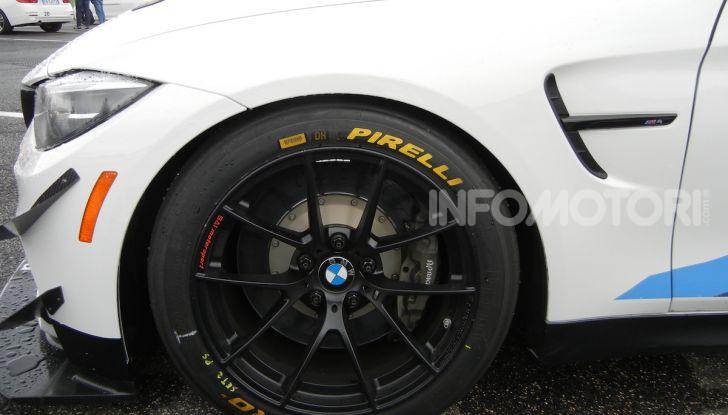 Nuova BMW Z4 2019: Prova in pista a Vallelunga della Roadstar di Monaco - Foto 18 di 36