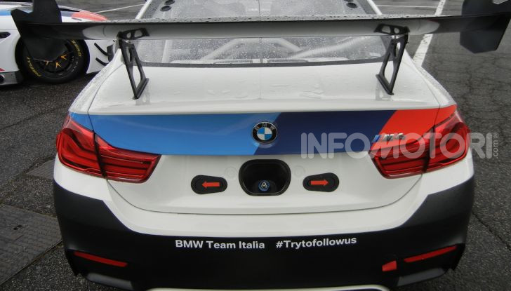 Nuova BMW Z4 2019: Prova in pista a Vallelunga della Roadstar di Monaco - Foto 25 di 36