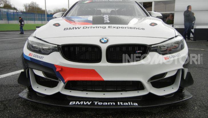 Nuova BMW Z4 2019: Prova in pista a Vallelunga della Roadstar di Monaco - Foto 12 di 36