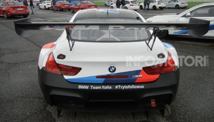 Nuova BMW Z4 2019: Prova in pista a Vallelunga della Roadstar di Monaco - Foto 26 di 36