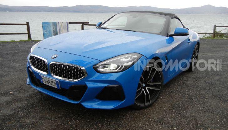 Nuova BMW Z4 2019: Prova in pista a Vallelunga della Roadstar di Monaco - Foto 6 di 36