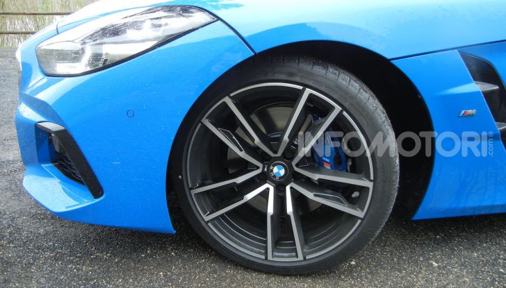 Nuova BMW Z4 2019: Prova in pista a Vallelunga della Roadstar di Monaco - Foto 13 di 36