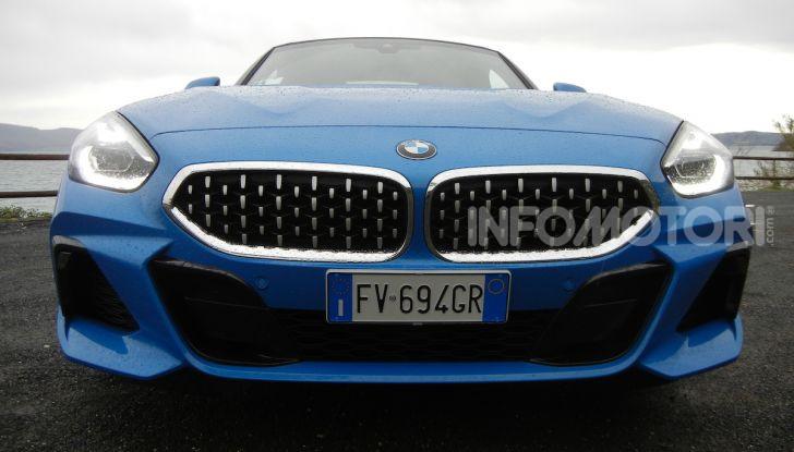 Nuova BMW Z4 2019: Prova in pista a Vallelunga della Roadstar di Monaco - Foto 15 di 36