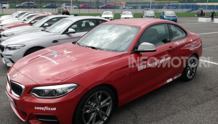 Nuova BMW Z4 2019: Prova in pista a Vallelunga della Roadstar di Monaco - Foto 3 di 36