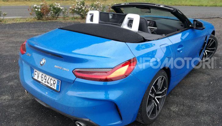 Nuova BMW Z4 2019: Prova in pista a Vallelunga della Roadstar di Monaco - Foto 32 di 36
