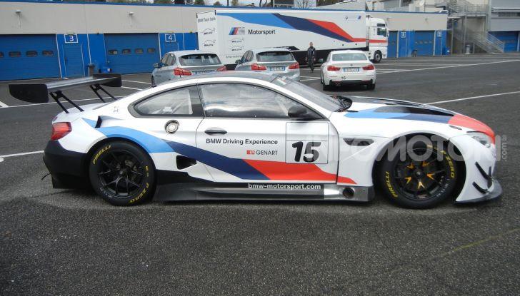 Nuova BMW Z4 2019: Prova in pista a Vallelunga della Roadstar di Monaco - Foto 17 di 36