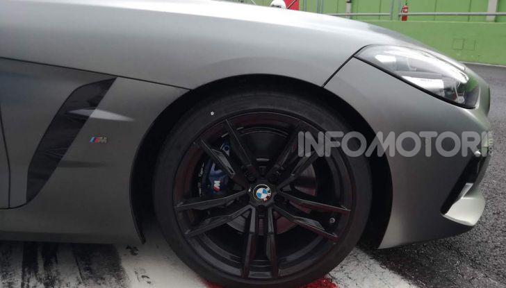 Nuova BMW Z4 2019: Prova in pista a Vallelunga della Roadstar di Monaco - Foto 36 di 36