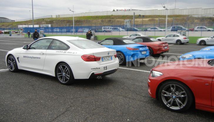 Nuova BMW Z4 2019: Prova in pista a Vallelunga della Roadstar di Monaco - Foto 19 di 36