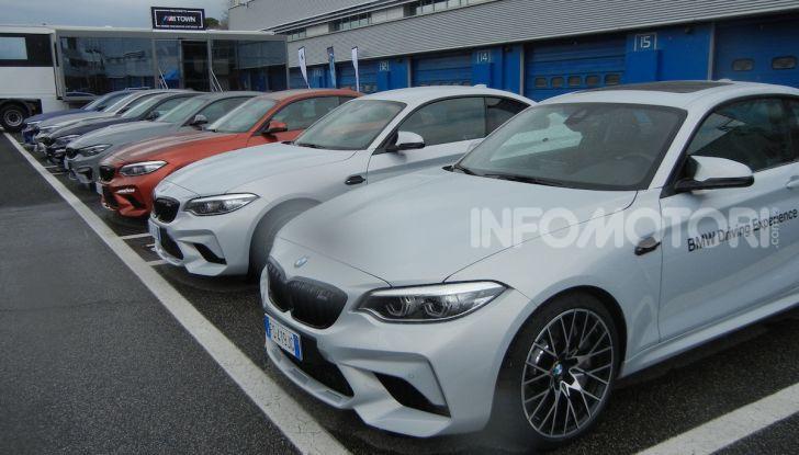 Nuova BMW Z4 2019: Prova in pista a Vallelunga della Roadstar di Monaco - Foto 14 di 36