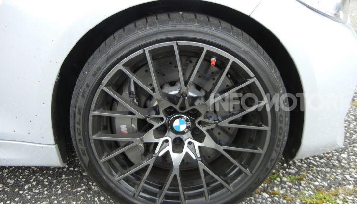 Nuova BMW Z4 2019: Prova in pista a Vallelunga della Roadstar di Monaco - Foto 23 di 36