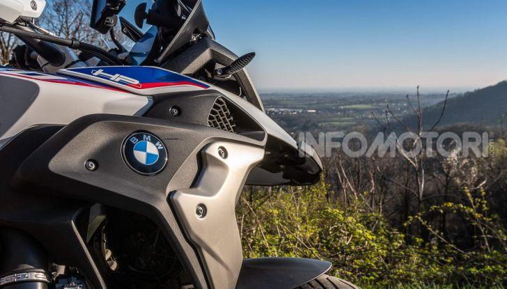 Prova BMW R 1250 GS 2019: la regina è ancora più nuova con lo ShiftCam - Foto 1 di 48