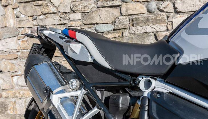 Prova BMW R 1250 GS 2019: la regina è ancora più nuova con lo ShiftCam - Foto 10 di 48