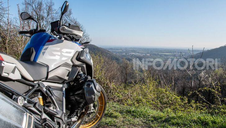 Prova BMW R 1250 GS 2019: la regina è ancora più nuova con lo ShiftCam - Foto 24 di 48