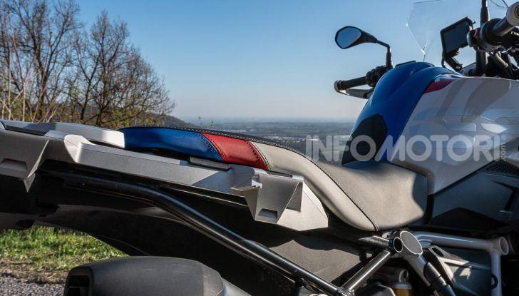 Prova BMW R 1250 GS 2019: la regina è ancora più nuova con lo ShiftCam - Foto 25 di 48
