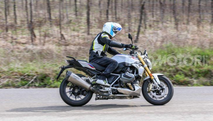 Prova BMW R 1250 R 2019: la ShiftCam arriva anche sulla Naked! - Foto 13 di 45