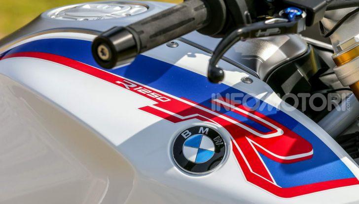 Prova BMW R 1250 R 2019: la ShiftCam arriva anche sulla Naked! - Foto 39 di 45