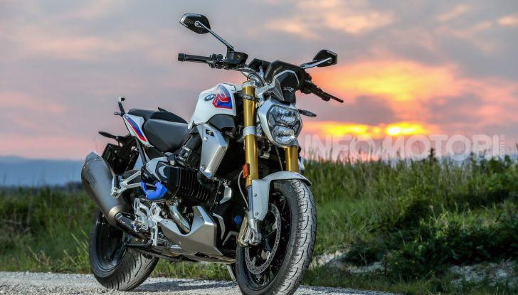 Prova BMW R 1250 R 2019: la ShiftCam arriva anche sulla Naked! - Foto 41 di 45