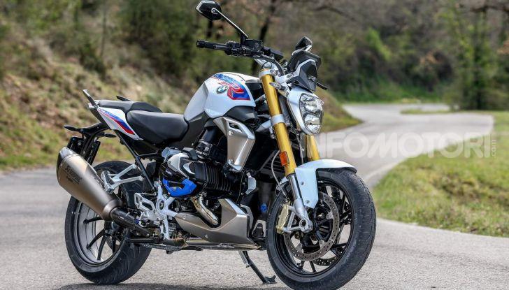Prova BMW R 1250 R 2019: la ShiftCam arriva anche sulla Naked! - Foto 42 di 45