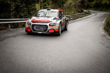 Citroën Quarta al 66° Rallye Sanremo: le classifiche - Foto 5 di 5