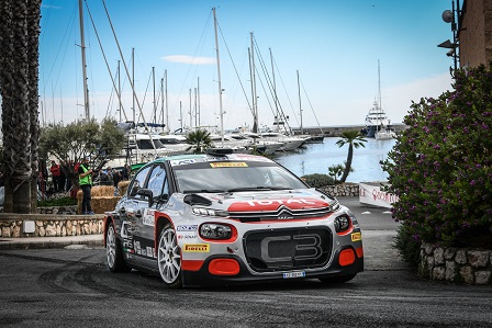 Citroën Quarta al 66° Rallye Sanremo: le classifiche - Foto 4 di 5