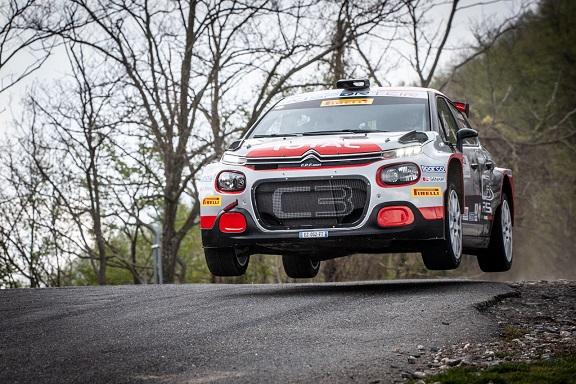 Citroën Quarta al 66° Rallye Sanremo: le classifiche - Foto 3 di 5