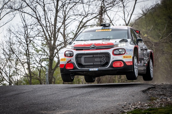 Citroën Quarta al 66° Rallye Sanremo: le classifiche - Foto 3 di 5