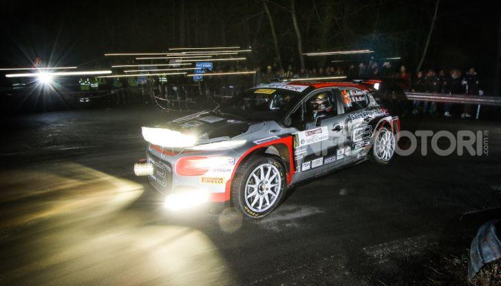 Citroën Quarta al 66° Rallye Sanremo: le classifiche - Foto 2 di 5