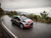 Citroën Quarta al 66° Rallye Sanremo: le classifiche