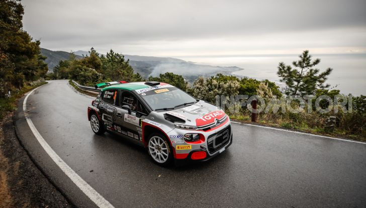 Citroën Quarta al 66° Rallye Sanremo: le classifiche - Foto 1 di 5