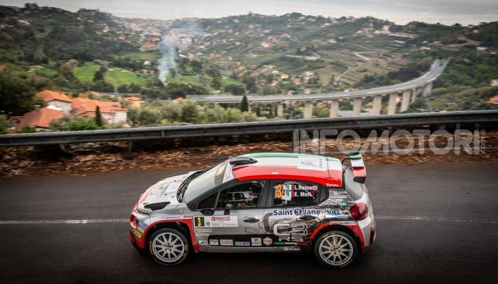 Citroën C3 R5: l'equipaggio Rossetti – Mori conclude in quarta posizione il 66° Rallye Sanremo - Foto 2 di 3