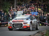 Citroën C3 R5: l'equipaggio Rossetti – Mori conclude in quarta posizione il 66° Rallye Sanremo