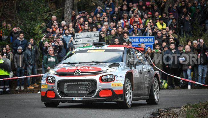 Citroën C3 R5: l'equipaggio Rossetti – Mori conclude in quarta posizione il 66° Rallye Sanremo - Foto 1 di 3