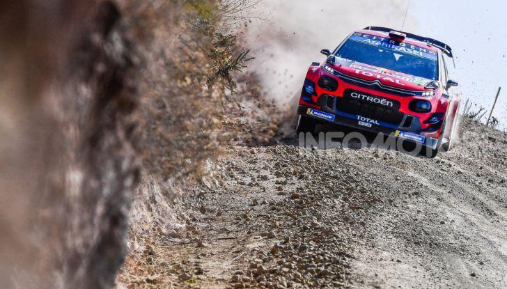 WRC Argentina 2019: il taccuino del Rally di Julien Ingrassia, copilota di Ogier su Citroën C3 WRC - Foto 2 di 3
