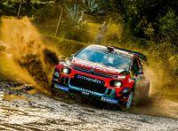 WRC Argentina 2019 – Giorno 1: la Citroën C3 WRC di Ogier-Ingrassia al secondo posto