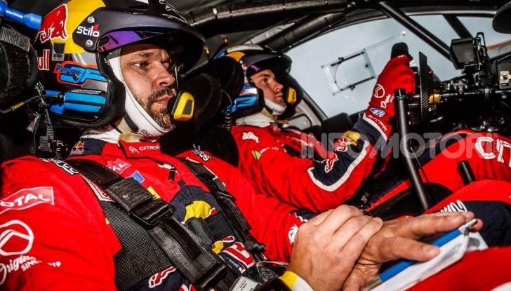 WRC Argentina 2019 – Giorno 1: le dichiarazioni del team Citroën a fine giornata e la classifica - Foto 1 di 2