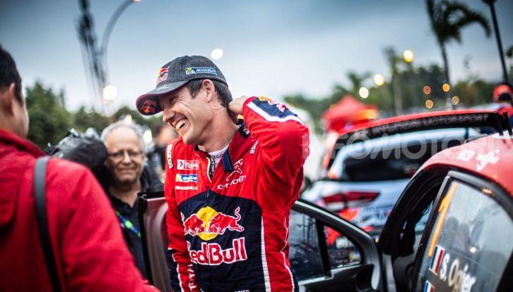 WRC Argentina 2019 – Giorno 1: le dichiarazioni del team Citroën a fine giornata e la classifica - Foto 2 di 2