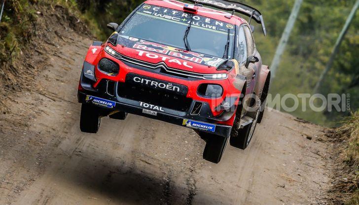 WRC Argentina 2019 – Giorno 2: la C3 WRC di Ogier -Ingrassia punta al podio - Foto 2 di 4